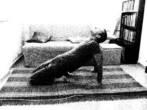 מרידיאני הקיבה והטחול-חלק א. צילום מאת טל בדיחי.