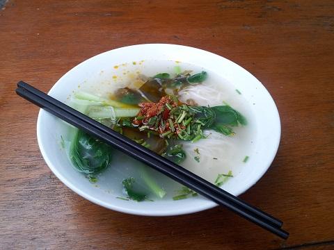 מרק סיני
