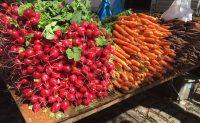 דוכן ירקות
