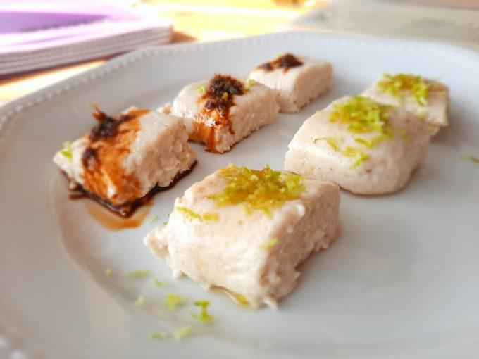 טופו סומסום - Goma Tofu